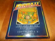 Pinball The Lure Of The Silver Ball Machines Collector Collecting Signed Book