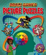Picture Puzzles Brain Games By Edward Godwin