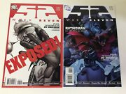Dc 52 Week 7 And 11 Dc/2006/1st Appearance Batwoman/kate Kane/0918315 Set Of 2
