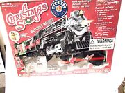 Lionel A Christmas Story Train Set-battery Op-g Scale In Original Box
