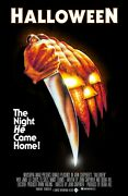 Halloween Movie Poster Print 11 X 17 The Night He Came Home