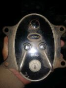Vintage Lincoln-delco Ignition Panel