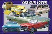 Corvair Lover Car Mouse Pad Collector Patternsrus