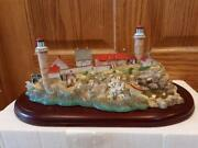 Lenox Lighthouse Collection-lighthouse At Matinicus Rock -newcoa 15x9x8