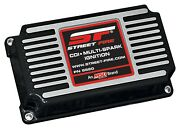 Msd 5520 Street Fire Cdi Multi-spark Ignition Box With Rev Control 4 6 8-cyl.