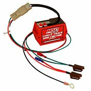 Msd 8727ct Circle Track Digital Soft Touch Hei Rev-limiter For 602 Crate Engine
