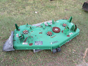 72 Rotary Mower Deck For A John Deere 1400 1500 Series Traction Unit