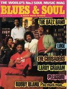 The Dazz Band Blues And Soul Issue 360 1982  Linx  The Crusaders  Bobby Bland