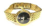 Movado 88 A1 1835 Wrist Watch 26mm Gold Tone Stainless Steel