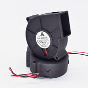 10pcs Delta Bfb0712h 75x75x30mm 12v 0.36a Brushless Dc Cooling Ball Blower Fan