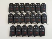 Lot Of 20 Jeep Grand Cherokee 14-20 Smart Key Less Entry Remote Start Oem Fob Us