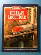 Toy Train Layout Tour Featuring Exciting Lionel And American Flyer Model Rrs Sc