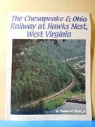 Chesapeake And Ohio Railway At Hawks Nest West Virginia 2000 Sc 25 Pages