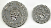 Local Arenys Of Mar Complete 2 Values 2 Issue Republic Spanish @1937@