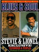 Stevie Wonder And Lionel Richie Blues And Soul 1986  Mantronix The Chi-lites