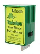All Scale Tortoise Slow Motion Switch Machine - Circuitron 800-6000