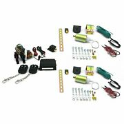 5 Function 11lbs Remote Shaved Door Popper Kit Muscle Cars Hot Rods Rat Rods