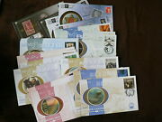 Benham Silk First Day Covers 2000 Millennium Collection Sold Individually