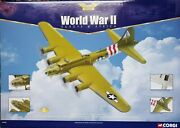 Corgi Aviation Boeing B-17f Flying Fortress Sweet And Lovely Usaf 533rd Sq Aa33302