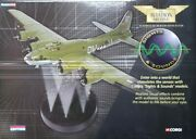 Corgi Aviation Sights And Sounds Boeing B-17f The Zoot Suiters Horsham1943 Aa33310