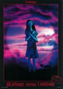 The Nightmare Before Christmas Movie Poster Print - Sally - 12 X 17 Inches - Ps