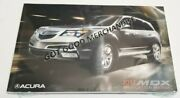 2012 Acura Mdx Navigation System Owners Manual Suv Technology Advance Package
