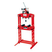 Jet 331406 5-ton Hydraulic Shop Press With Auxiliary Handle Press New