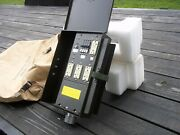 Military Surplus Tent Generator Power Direct Wire To Distribution Box 60 Amp