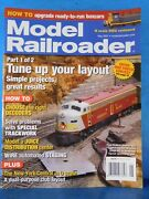 Model Railroader Magazine 2007 May Tune Up Your Layout Juice Distribution Center