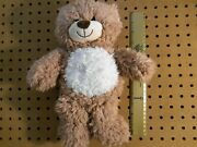 Aroma Home Hot Belly Bear - Brown With Fragrant Micowavable Insert