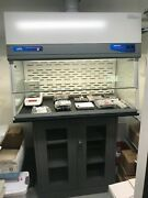 Labconco 4' Rxpert Single Filtered Balance System Compounding Pharmacy Machine