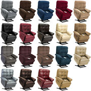 Pride Mobility Lc-580il Oasis Electric Recliner Power Lift Chair Large New