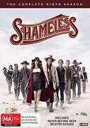 Shameless Season 9 - Dvd Region 4 Free Shipping