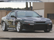 Chargespeed Front Bumper For Nissan S15 / 200sx