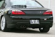 Chargespeed Rear Bumper For Nissan Silvia S15 / 200sx