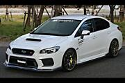 Chargespeed 3-piece Full Lip Kit For Subaru Wrx Va Sti / S4 Frp