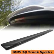 Unpainted A Type Rear Roof Trunk Spoiler Wing For Bmw X5 E53 Suv Liftback 02-06