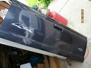 Used 1993-05 Ford Ranger Tailgate/blue In Color/clean Looking For A New Ride