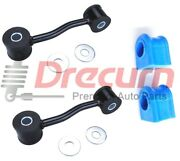 4pc Front Stabilizer Bar Link Bushing Kit For 02-07 Jeep Liberty K7391 K200161