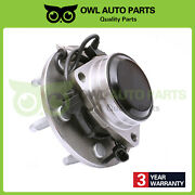 1pc Front Wheel Bearing Hub Assembly For Chevrolet Gmc Cadillac 2wd W/abs 515053