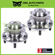 Rear Wheel Bearing And Hub Left Or Right For 06-11 Honda Civic Ex Si Sport 512256