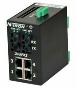 306fxe2-n-st-15red Lion Ethernet Switches N-tron 15km W/ N-view