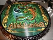 Blind Guardian Andlrmandndash And Then There Was Silence ..picture Disc..org2001..rare