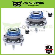 Front Wheel Bearing And Hub Fit 92-99 Pontiac Bonneville Oldsmobile Cadillac Buick