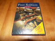Foot Soldiers The Allies + Sink The Tirpitz Battleship History Channel Dvd New