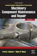 Machinery Component Maintenance And Repair By Heinz P. Bloch English Paperback