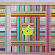 Abstract Painting J.waite