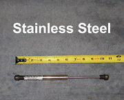 10andrdquo 20 Np Stainless Marine Dock Deck Bait Box Live Well Gas Lift Prop Rod Arm