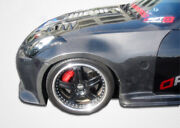 Carbon Creations Oem Fenders - 2 Piece For 2003-2008 350z Z33