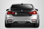 Carbon Creations Dritech M4 Look Trunk Lid For 2014-2018 4 Series / M4
